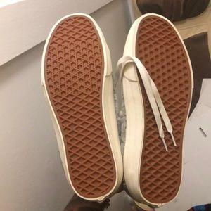 Vans Shoes - Sherpa grey Sk8 Hi Vans